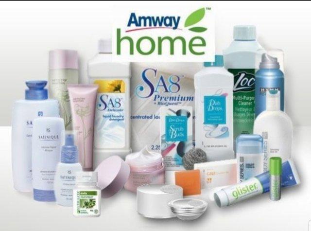 Продукция Amway с доставкой на дом