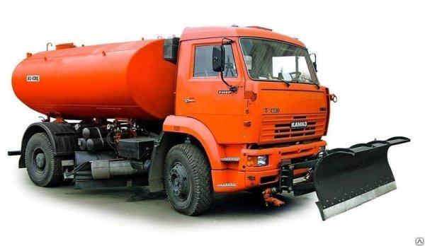 КАМАЗ цистерна 15 м3,Доставка воды,Красноярск