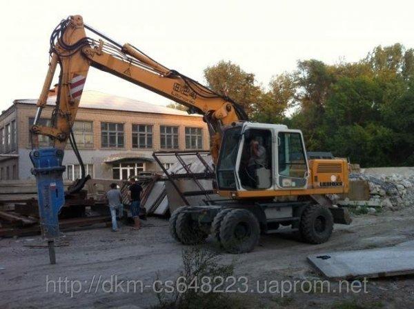 Предлагаю арендовать гидромолот Hyundai R200,Аренда гидромолота,Красноярск