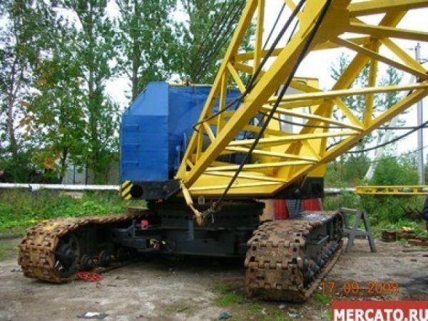 Аренда гусеничного крана СКГ-63-100,Аренда крана,Красноярск