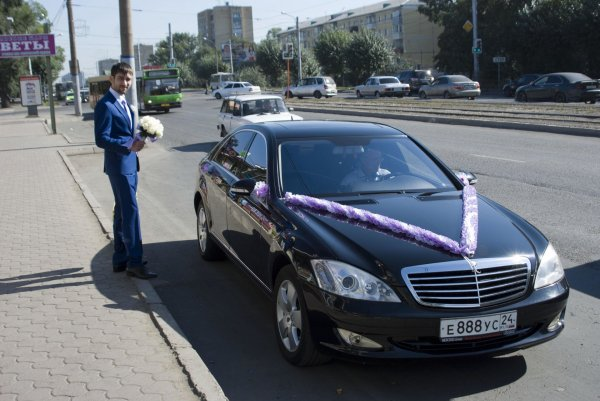 Мерседес-Престиж,Аренда авто бизнес класса, Аренда автомобилей ,Красноярск
