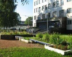 Поликлиника №6 г.Витебска, Поликлиника для взрослых, Детская поликлиника, Витебск