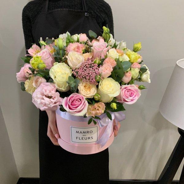 Mamro des Fleurs, бутик цветов, Абакан