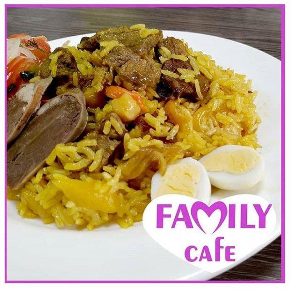 Family cafe, Семейное кафе,  Талгар