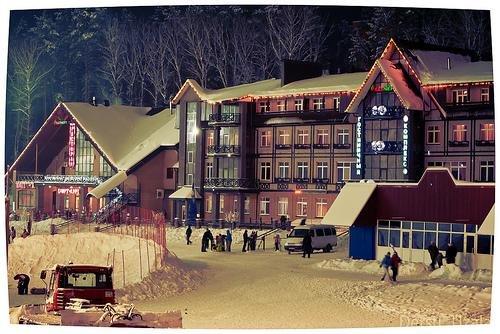 Ян, спортивно-оздоровительный комплекс, Альметьевск
