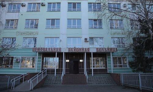 Альметьевская центральная районная больница, , Альметьевск