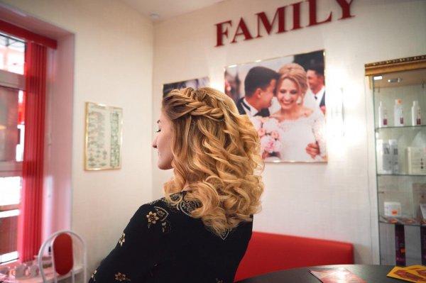 FAMILY, салон-парикмахерская, Альметьевск