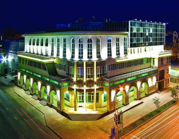 Бизнес отель Евразия,Гостиница, Салон красоты, СПА-салон, Спортивный, тренажерный зал, Центр йоги,Тюмень