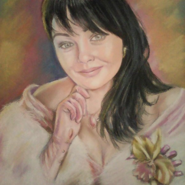Художественный портрет на заказ, Портрет На Заказ. ,  Мирный