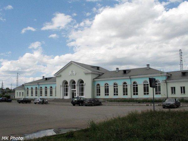 Железнодорожный Вокзал Злобино ,Железнодорожный Вокзал,Красноярск