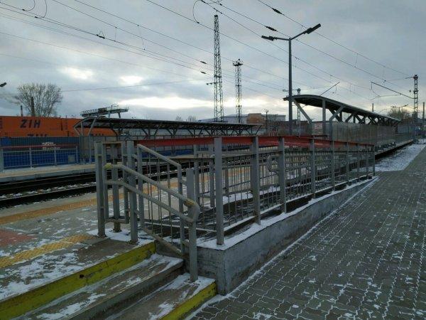 Станция Калинина,Железнодорожная станция,Красноярск