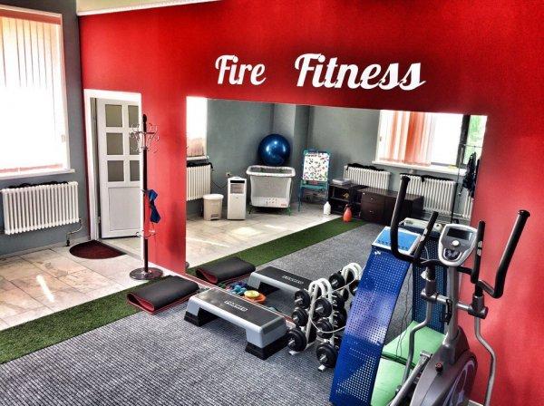 Fire Fitness, Фитнес-клуб, Спортивный, тренажерный зал, Салон красоты, Тюмень