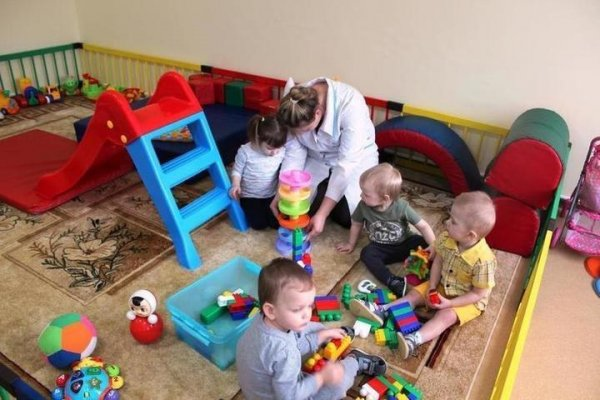 МАДОУ центр развития ребенка детский сад № 135, корпус 4,Детский сад, Центр развития ребенка,Тюмень