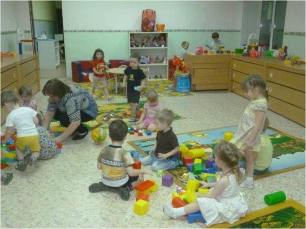 МАДОУ ЦРР детский сад № 110 города Тюмени,Центр развития ребенка, Детский сад,Тюмень