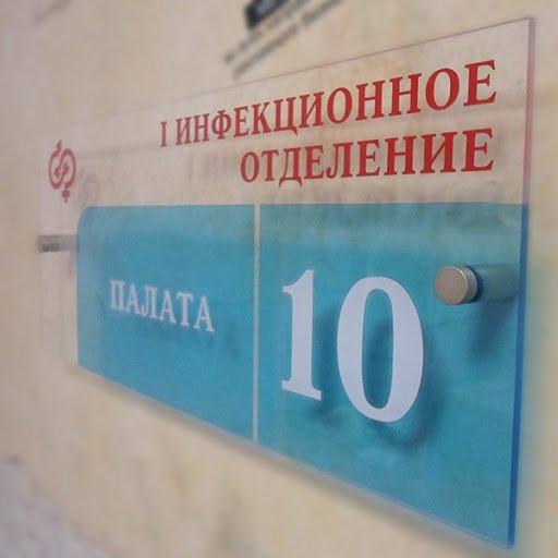 Инфекционное отделение, Поликлиника для взрослых, Больница для взрослых, Надым