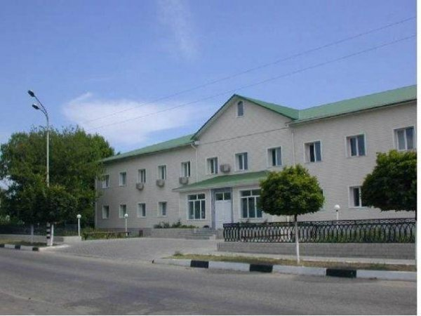 Участковая больница, Больница для взрослых, Поликлиника для взрослых, Детская поликлиника, Тамань