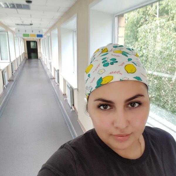 Мариетта Арутюнян,,Караганда