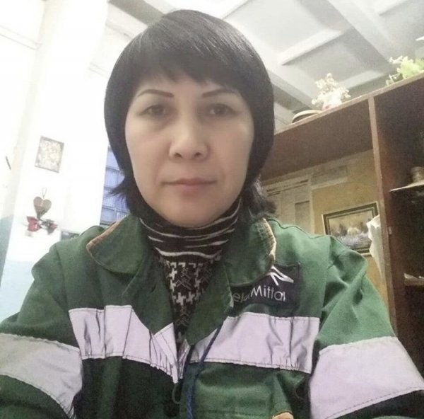 Сандугаш Садуова,,Караганда