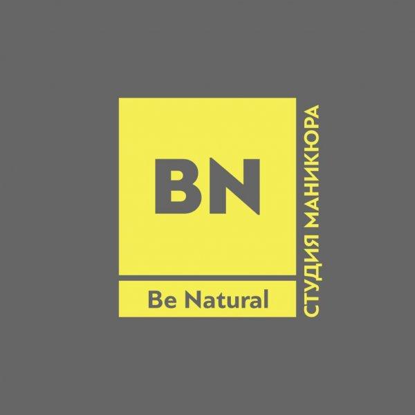 логотип компании Be natural