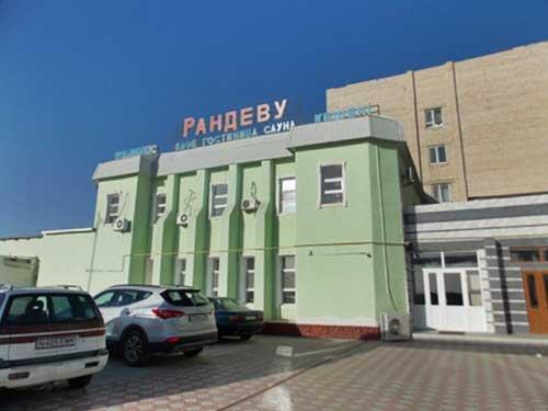 Рандеву Кафе, Гостиница