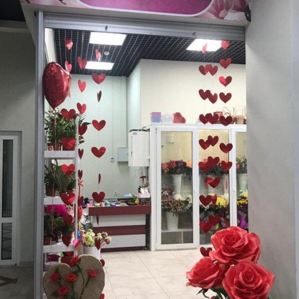 Магнолия, цветочная мастерская, Хабаровск