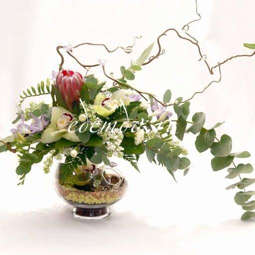 Цветы Эдема, цветочный салон, Хабаровск