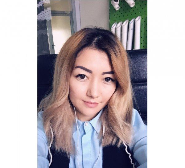 Гульмира Залиева,Руководитель отдела продаж,Караганда