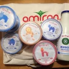 ТОО Амиран, Производство детского молочного питания,  Талгар