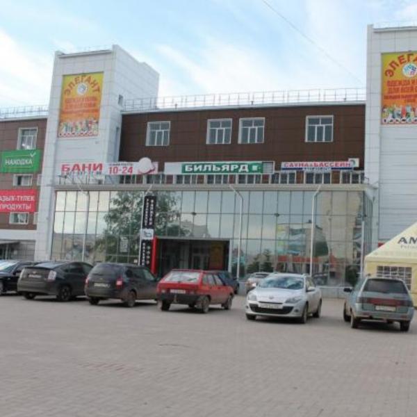 Оздоровительный комплекс, Бани и сауны,  Октябрьский