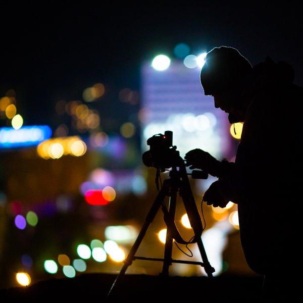 Фото и видеосъёмка.,Видеооператор Максим Пономарев.,Степногорск