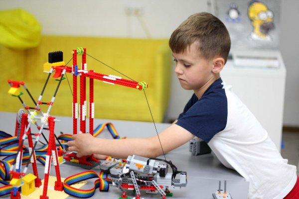 Robotek'S, Клуб механики и робототехники для детей и взрослых, Степногорск