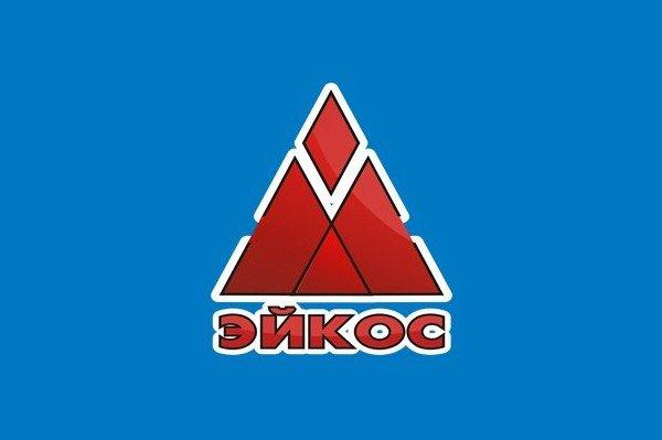 логотип компании Эйкос