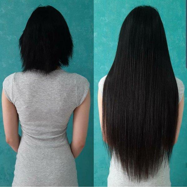 Наращивание волос, Наращивание волос., Степногорск