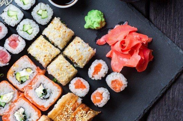 Love sushi, Доставка Суши, Степногорск