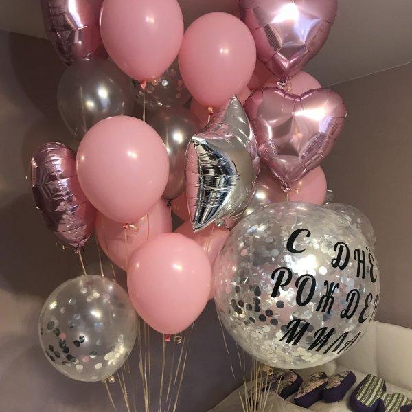 Myballoons,Воздушные шары,Красноярск