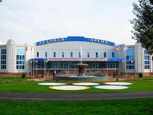 Ледовый Дворец Россошь, Спортивный комплекс, Стадион, Россошь