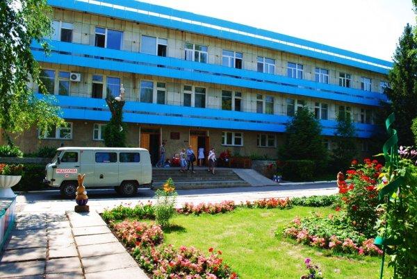 Company image - ЦРБ Детская поликлиника