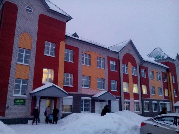 Городская больница № 3, центр здоровья, Больница для взрослых, Детская поликлиника, Ижевск
