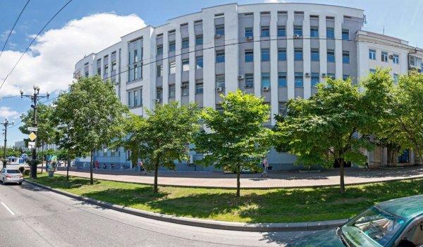 Городская больница №2 им. Д.Н. Матвеева, больница, Хабаровск