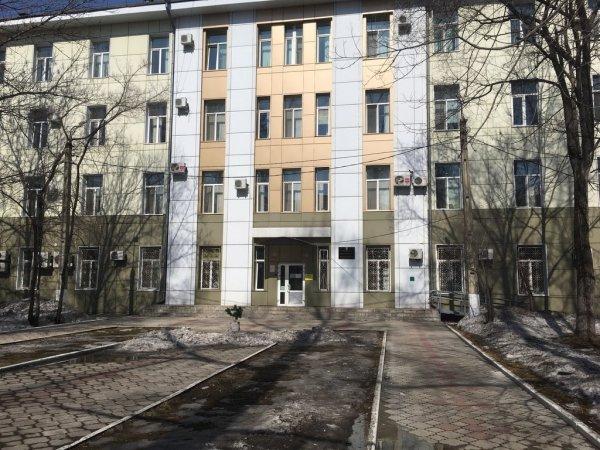 Городская клиническая больница №11, Больница, Хабаровск