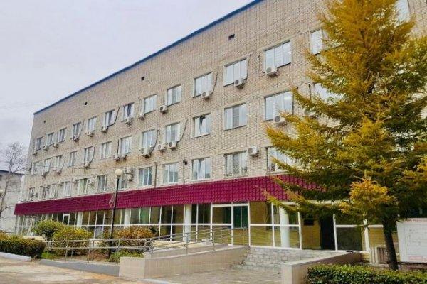 Городская поликлиника №7, поликлиника, Хабаровск