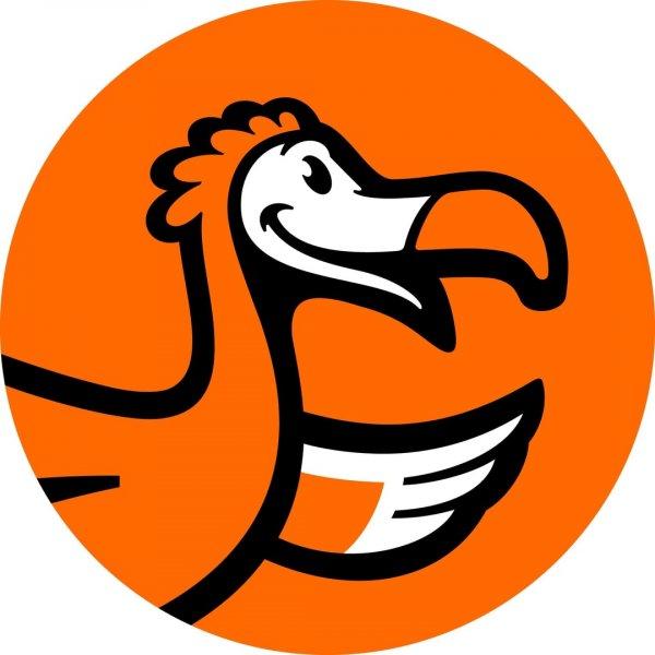 логотип компании Додо Пицца