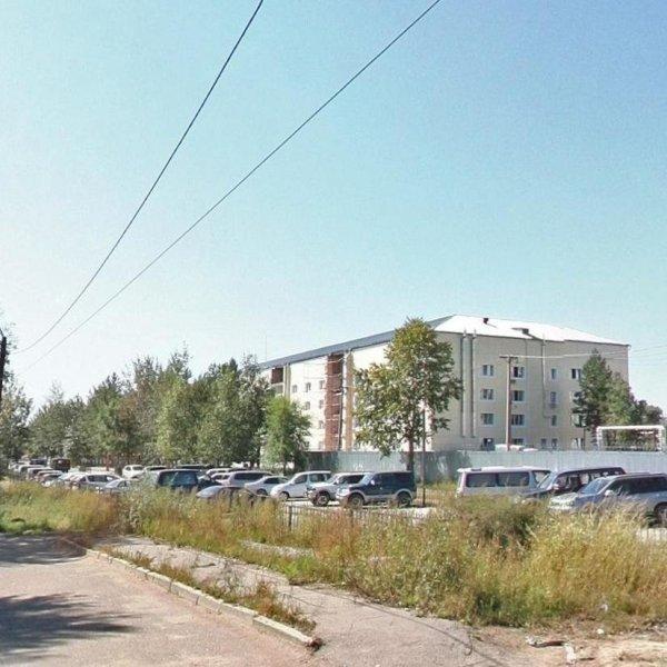 7 Военный Госпиталь Войск Национальной Гвардии, госпиталь, Хабаровск