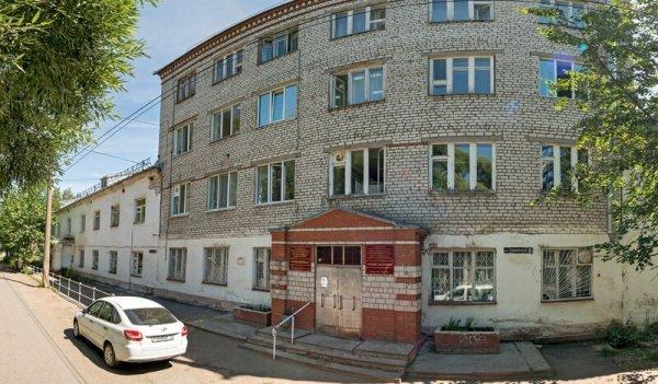 Терапевтическое отделение ГКБ № 8, Поликлиника для взрослых, Ижевск