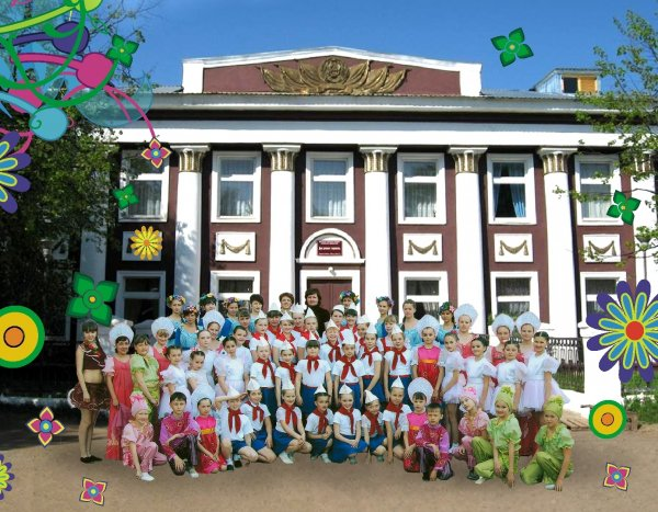 Дом детского творчества города Можги, , Можга