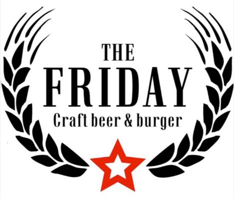 The FRIDAY,Craft Beer & Burger,Куйбышев