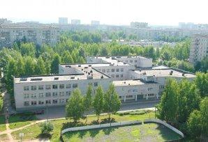 Средняя Общеобразовательная школа № 50, Общеобразовательная школа, Ижевск