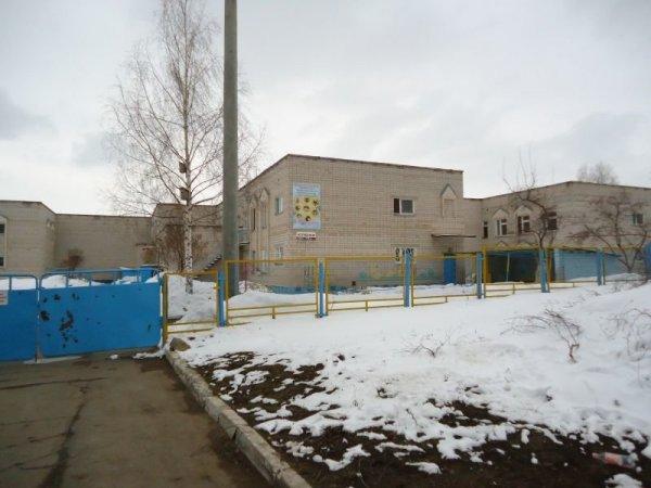 Детский сад № 268, Детский сад, Ижевск