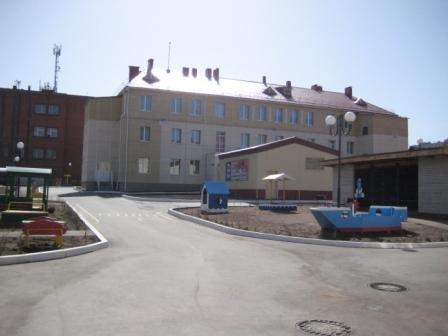 Детский сад № 1, Детский сад, Ижевск