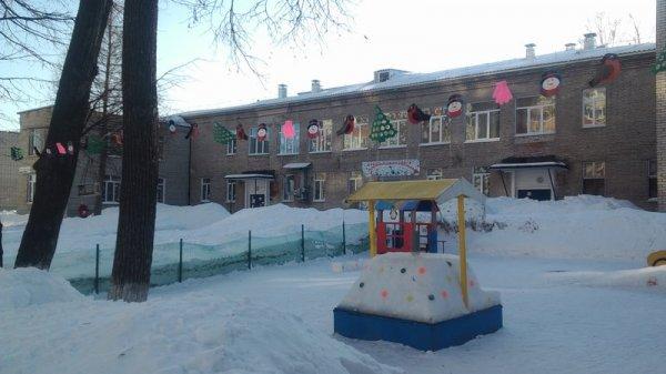 МДОУ детский сад № 261, Детский сад, Ижевск